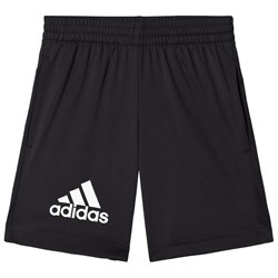 adidas Performance Black Climalite Training Shorts