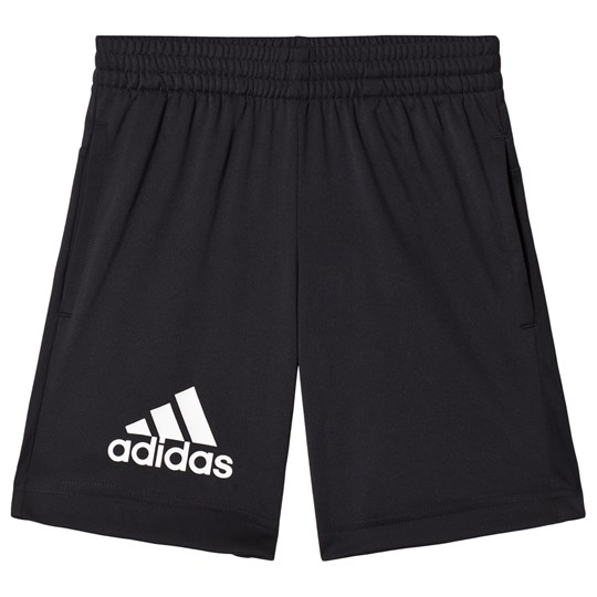 adidas Performance Black Climalite Training Shorts Black