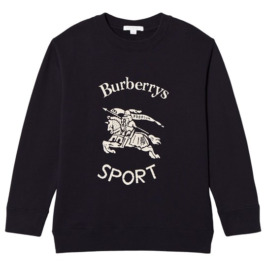 Burberry Light Navy Archive Logo Print Sweatshirt LIGHT NAVY