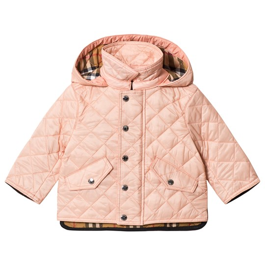 Burberry Vintage Rose Ilana Padded Coat Vintage Rose