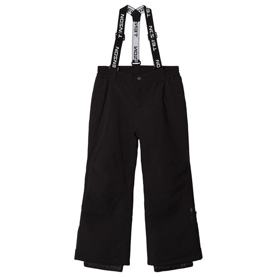 Tenson Freddie East West Ski Pants Black Black