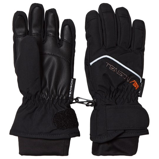 Tenson Edge Gloves Black Black