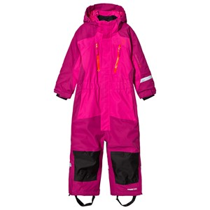 Image of Tenson Dibbler Coverall Purple 122/128 cm (3125304769)