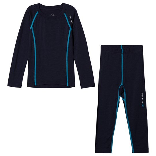 Tenson Coy Baselayer Mörkblå Dark Blue