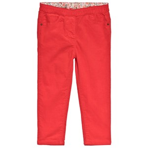 Image of Cyrillus Red Slim-Fit Cords 12 months (3125291379)