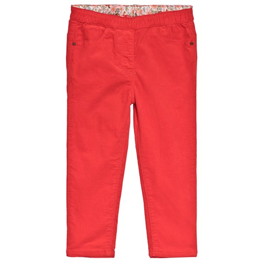 Cyrillus Red Slim-Fit Cords 4600