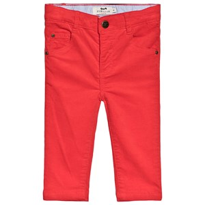 Image of Cyrillus Red Button-Up Cords 9 months (3125291461)
