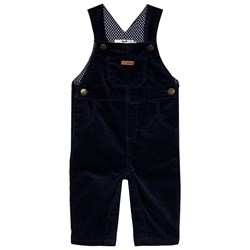 Cyrillus Navy Cord Overalls