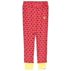 Image of Muddy Puddles Drift Base Layer Pants Red Cloud 5-6 years (3059678511)