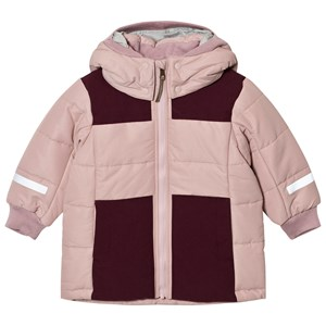 Image of Didriksons Ris Kids Jacket Dusty Pink 100 cm (2743791083)