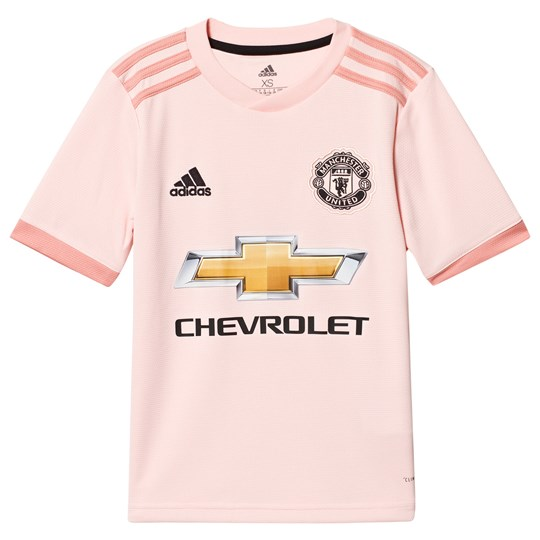 Manchester United Manchester United ´18 Away Shirt Icey Pink