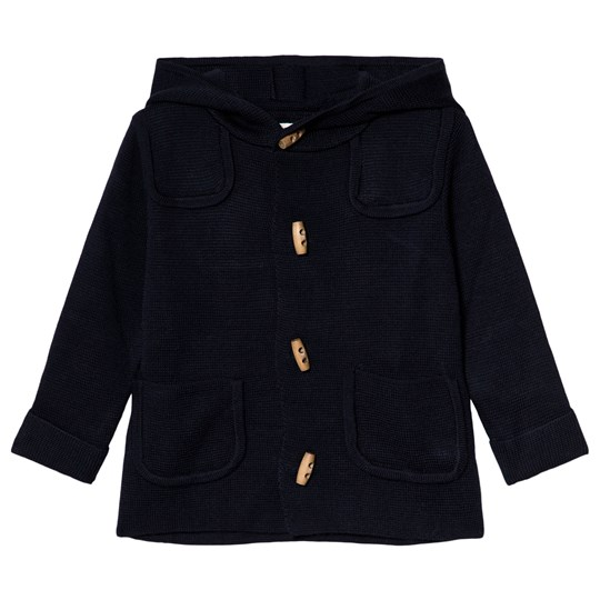 Cyrillus Navy Winter Coat 6399