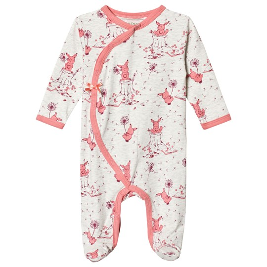 Minymo Apricot Footed Baby Body Brandied Apricot
