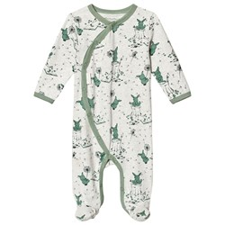 Minymo Green Bay Footed Baby Body