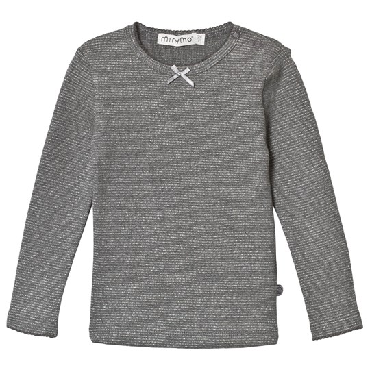 Minymo Long Sleeve Lurex T-Shirt Excalibur Excalibur