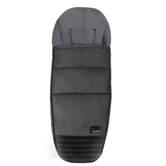 Cybex Platinum Footmuff Manhattan Grey 2018 Manhattan Grey