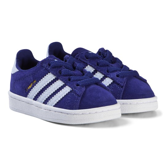 adidas Originals Blue Campus Sneakers MYSTERY INK F17/clear blue/clear blue