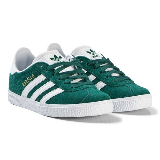 adidas Originals Green Gazelle Sneakers noble green/ftwr white/noble green