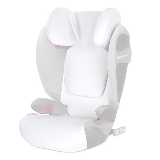 Cybex Pal/Sol S Summer Cover White