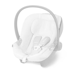 Image of Cybex Aton M Summer Cover White (3125229933)