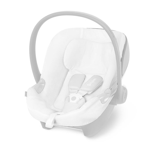 Cybex Aton M Summer Cover White