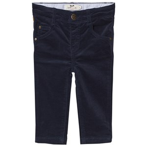Image of Cyrillus Navy Slim Cords 12 months (3125291449)