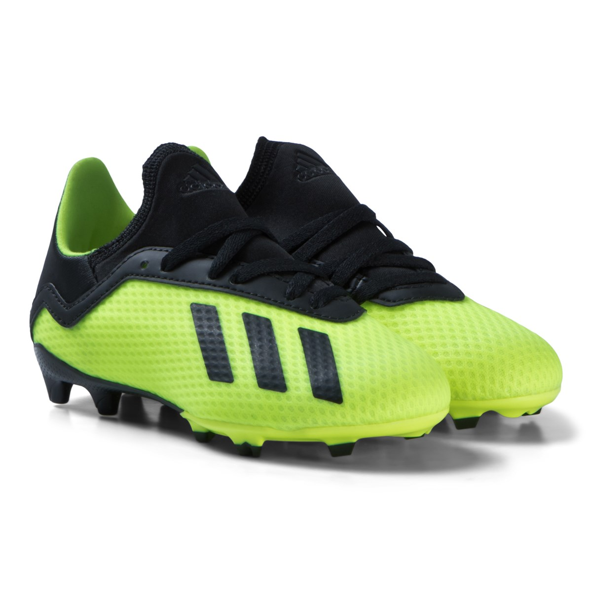 timeless design cb236 94bc3 adidas Performance - Solar Yellow X 18.3 Firm Ground Soccer Boots -  Babyshop.com