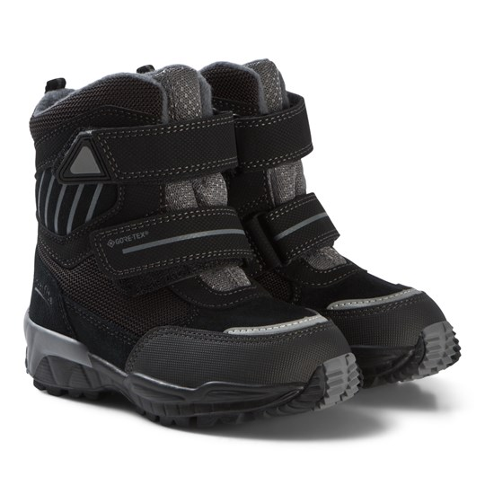 Superfit Black and Grey Culusuk Boots Multi