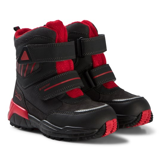 92aca52e Superfit - Ботинки Culusuk GORE-TEX® Grey/Red - ru.babyshop.com