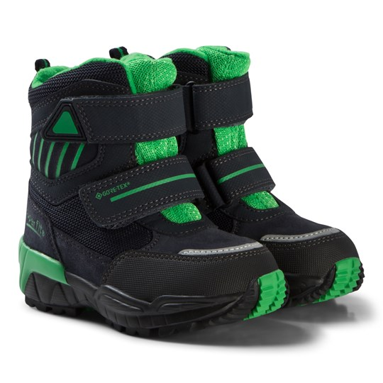 Superfit Blue and Green Culusuk Boots Blue/Green