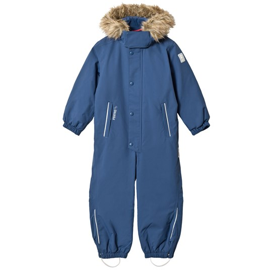 Reima Reimatec® Stavanger Snowsuit Denim Blue Denim Blue