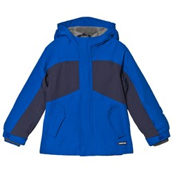 Lands' End Vibrant Sapphire Squall Jacket