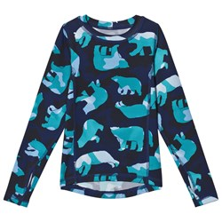 Lands' End Blue Bear Thermaskin Baselayer Top