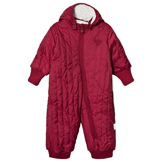 Hummel Rumba Red Sola Coverall Rumba Red