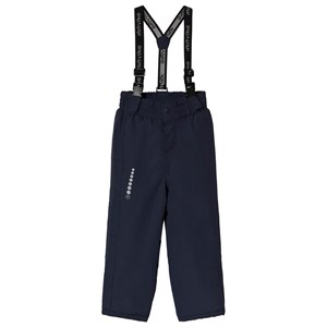 Image of Minymo Snow Pants Blue Nights 104 cm (3-4 år) (3125286971)