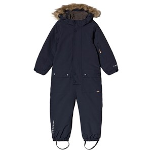 Image of Minymo Snowsuit Blue Nights 98 cm (2-3 år) (3125286975)