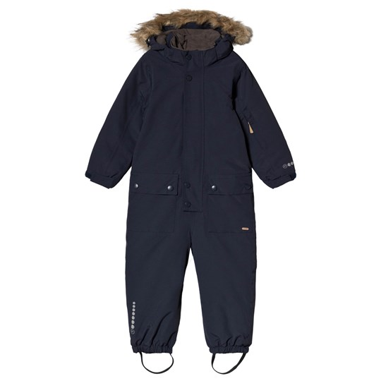 Minymo Snowsuit Blue Nights Blue Nights