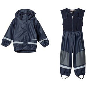Image of Didriksons Boardman Kids Set Navy 80 (9-12 mdr) (3125255207)