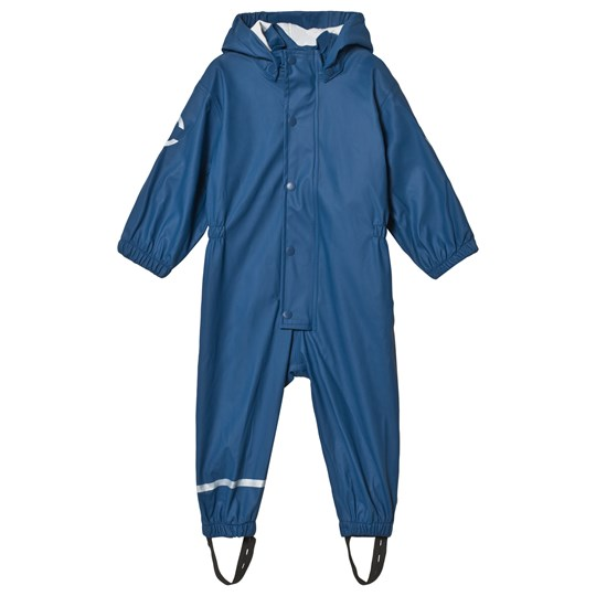 Mikk-Line Dark Blue Campaign Rain Suit Dark Blue
