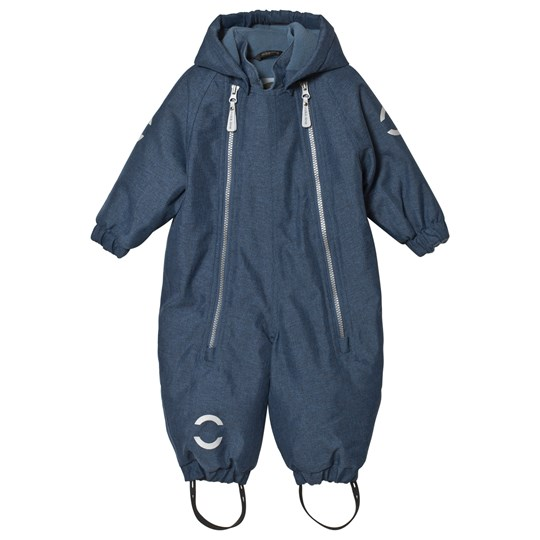 Mikk-Line Comfort Snowsuit Dark Blue 深蓝色