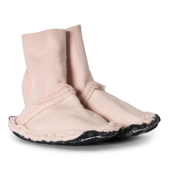 NUNUNU Booties Powder Pink Powder Pink