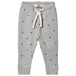Image of ebbe Kids Grey Map Spots Beam Sweatpants 68 cm (4-6 mdr) (1181374)