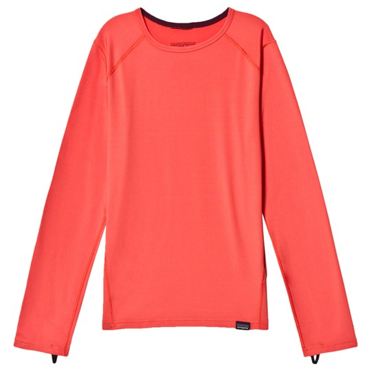 Patagonia Coral Capilene Baselayer Top SPCL