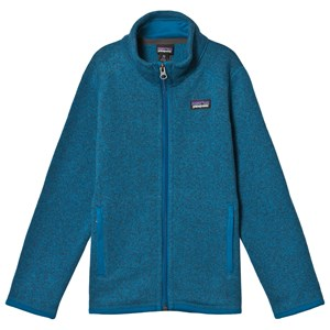 Image of Patagonia Blue Better Full Zip Sweater L (12 years) (3125279661)