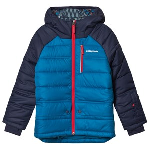 Image of Patagonia Blue Aspen Grove Ski Jacket L (12 years) (3125259631)