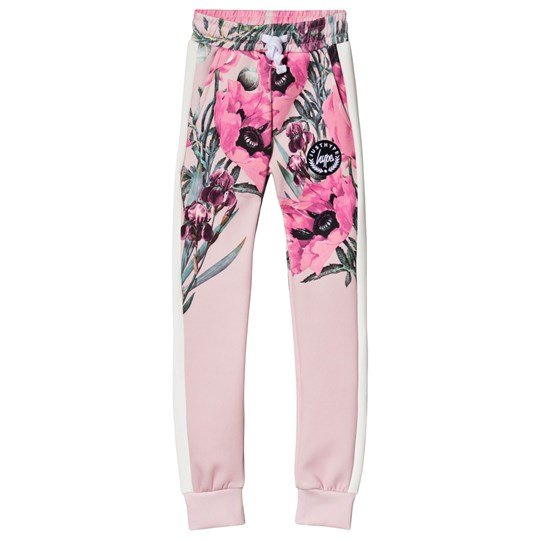 Hype Pink Floral Trackpants Pink/Multi