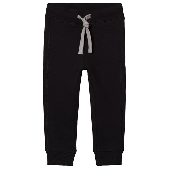 United Colors of Benetton Black Sweatpants Black