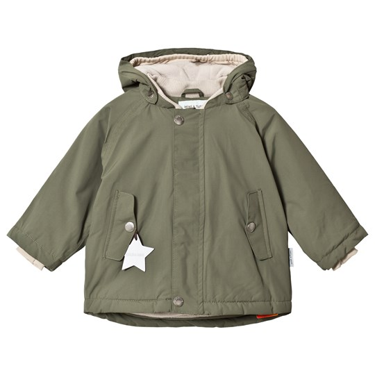 Mini A Ture Wally Jacket Clover Green Clover Green