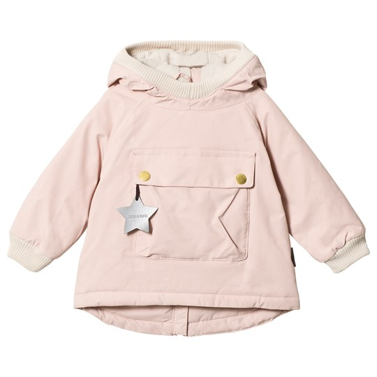 Mini A Ture Baby Wen Jacket Rose Smoke Rose Smoke