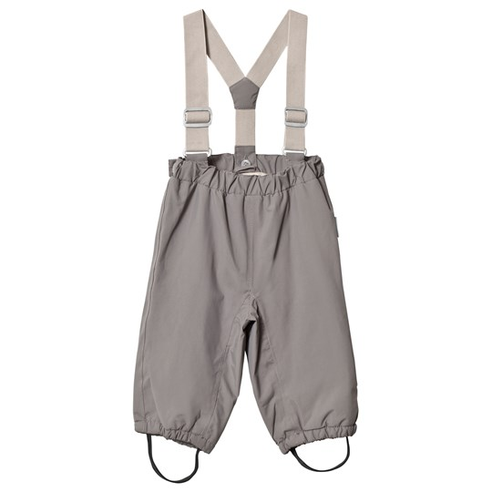 Mini A Ture Wilas Pants Steel Grey Steel Grey